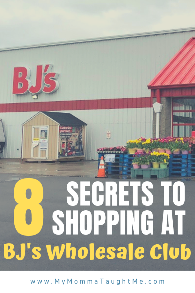 8 Secrets To Shopping At BJ's Wholesale Club Store You May Not Know About
